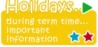 holidays term time