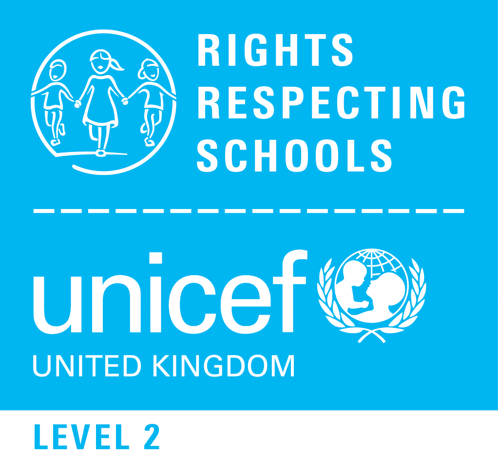 Rights respecting unicef logo